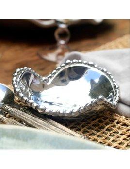 Organic Pearl Heart Bowl