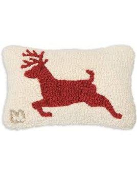 Elegant Deer 8x12 Pillow