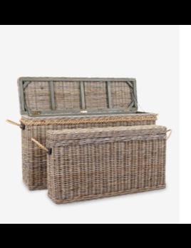 Sabrina Basket Console Large