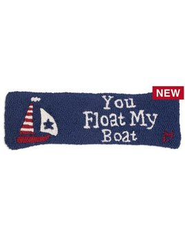 You Float My Boat Pillow 8x.24