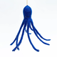Octo-Blue Octopus Ornament