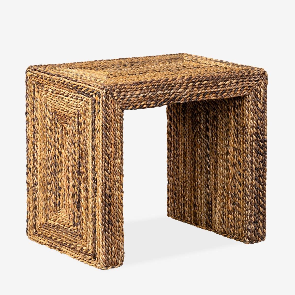 Soren Braided Side Table