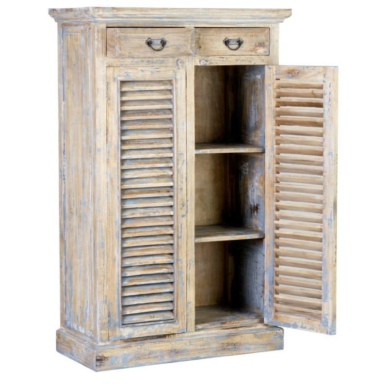 Promenade Shutter Cabinet