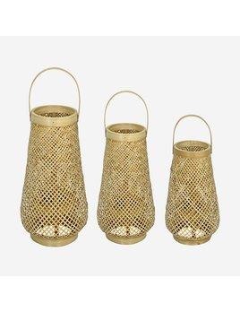 Nola Round Lantern Large