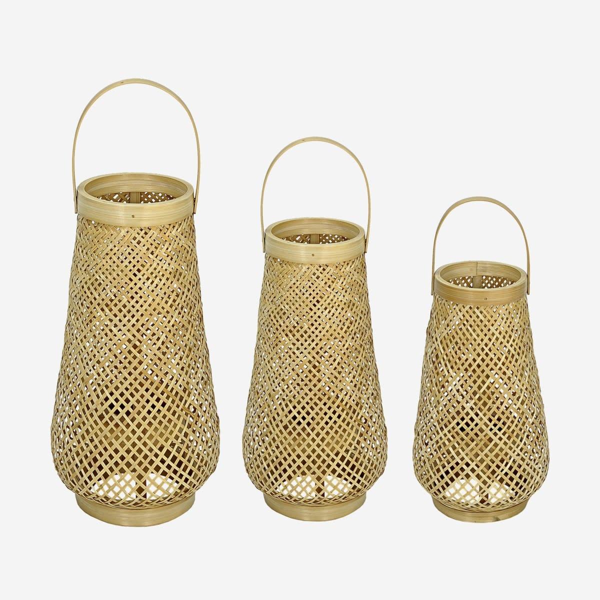 Nola Round Lantern Small