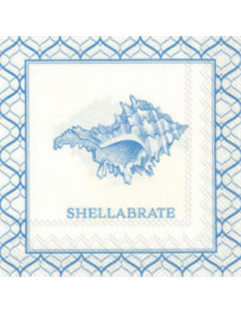 Shellabrate Cocktail Napkins