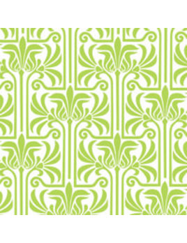 Boston International Lilly Lime Lunch Napkins
