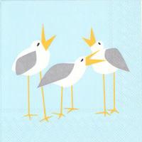 Seagulls Lunch Napkin