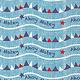 Boston International Ahoy Matey Guest Napkins