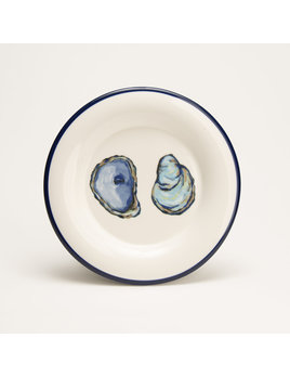 "7.5"" Round Plate - Oyster"