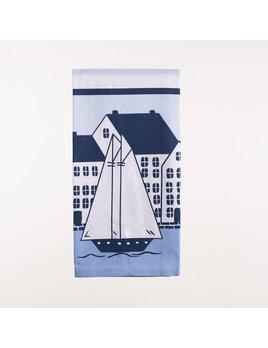 "28"" x 20"" Kitchen Towel - Coastal Village"