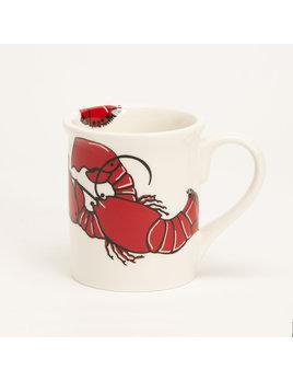 "4.25"" Mug - Lobster"