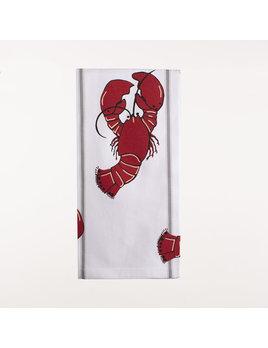 """28"""" x 20"""" Kitchen Towel - Lobster"""