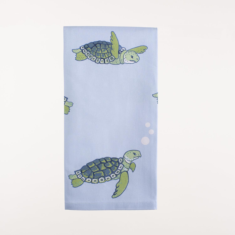 "28"" x 20"" Kitchen Towel - Turtles"