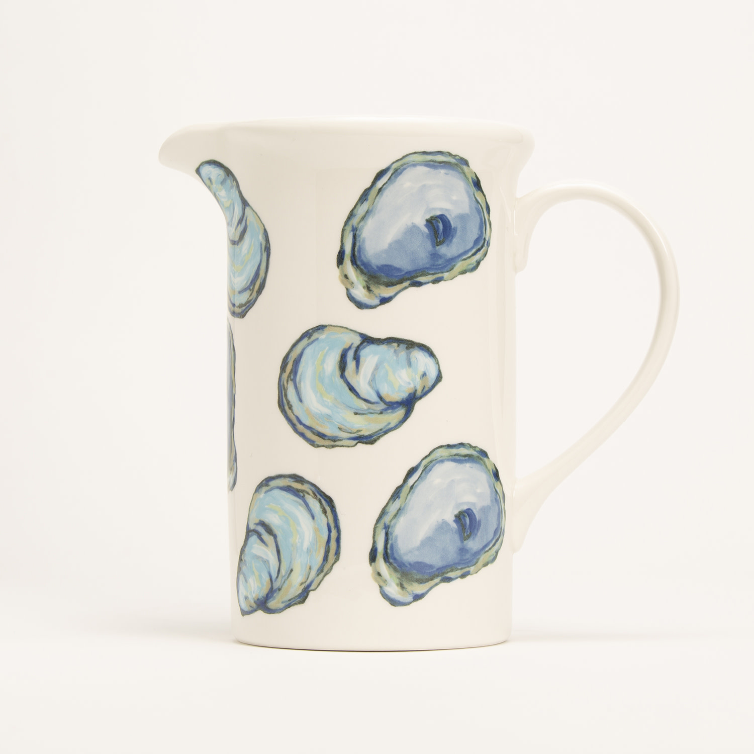 """8"""" Pitcher - Oyster"""