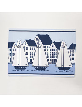4 Piece Placemat Set - Coastal Village