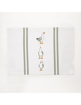 4 Piece Placemat Set - Seagulls
