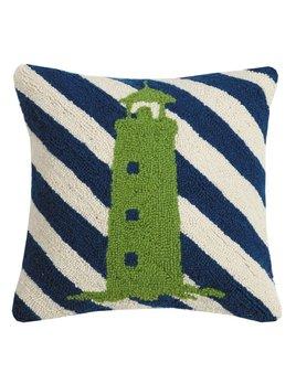 Lighthouse Stripes HP 16x16 Pillow