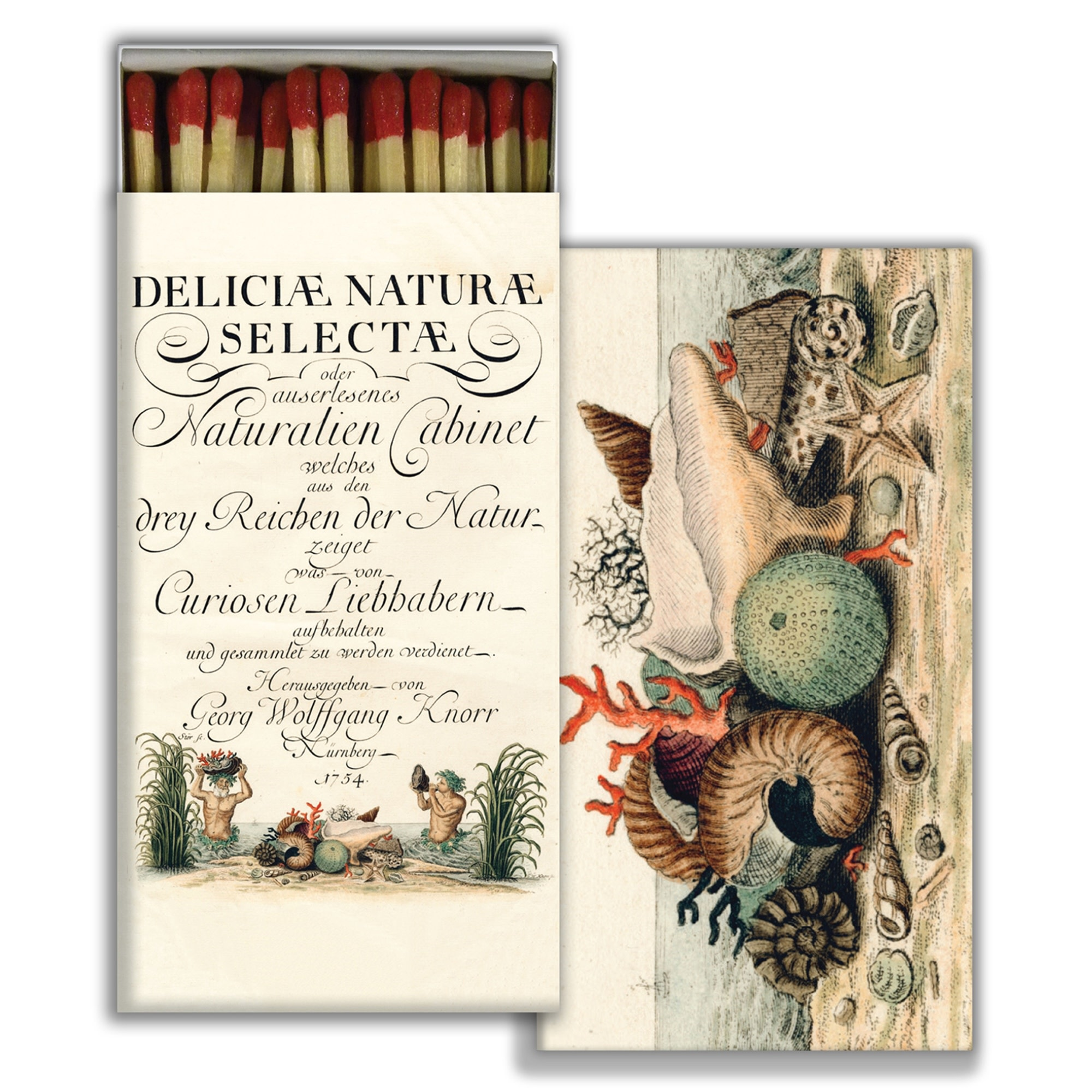 Shells 1775 Red Matches