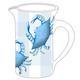 "8"" Pitcher - Blue Crab"