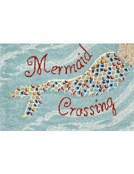 Mermaid Crossing 24x36