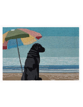 Parasol and Pup 24x36
