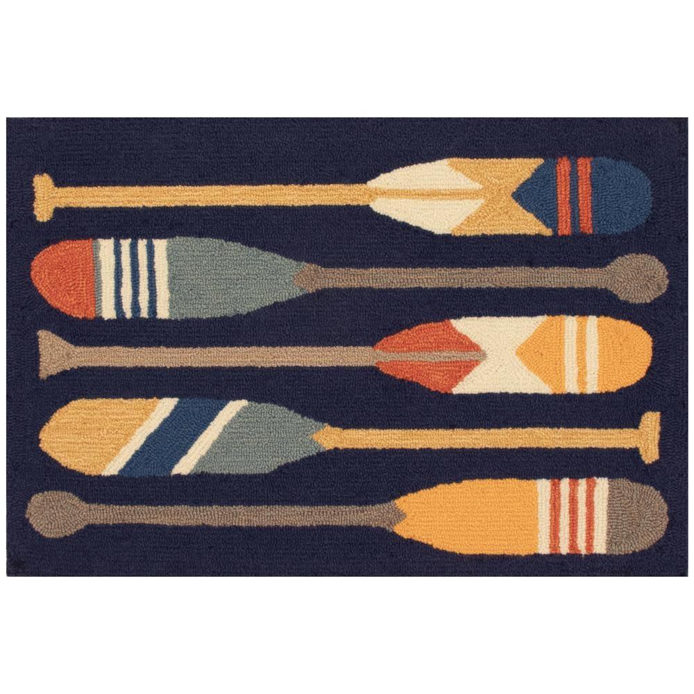 Paddles Navy 24x36