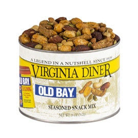 Snack Mix Old Bay