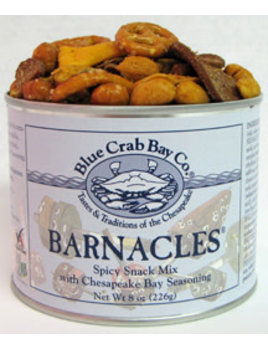 Blue Crab Bay Co. Nuts Barnacles Snack Mix