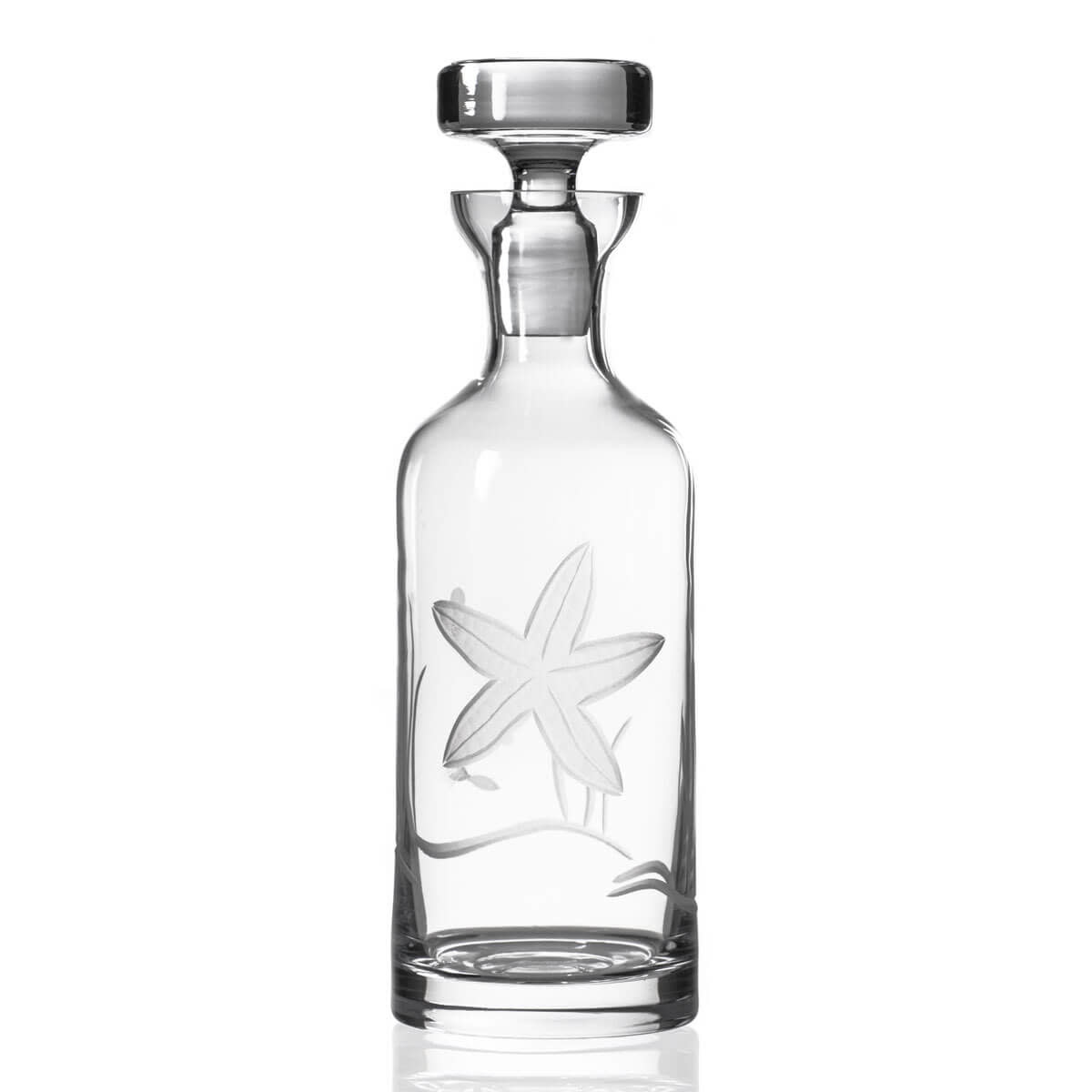 Starfish Whiskey Decanter 32oz