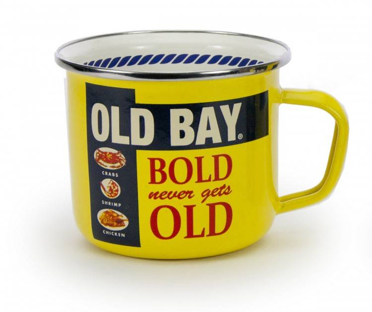 Old Bay Soup Mug