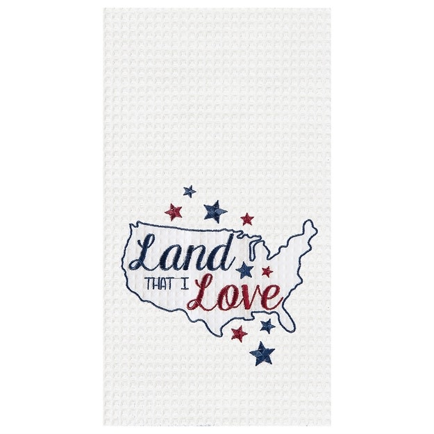 Kitchen Towel Land That I Love