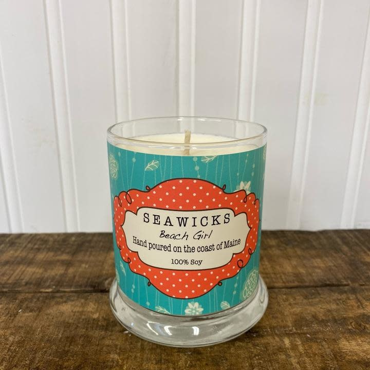 Beach Girl Candle