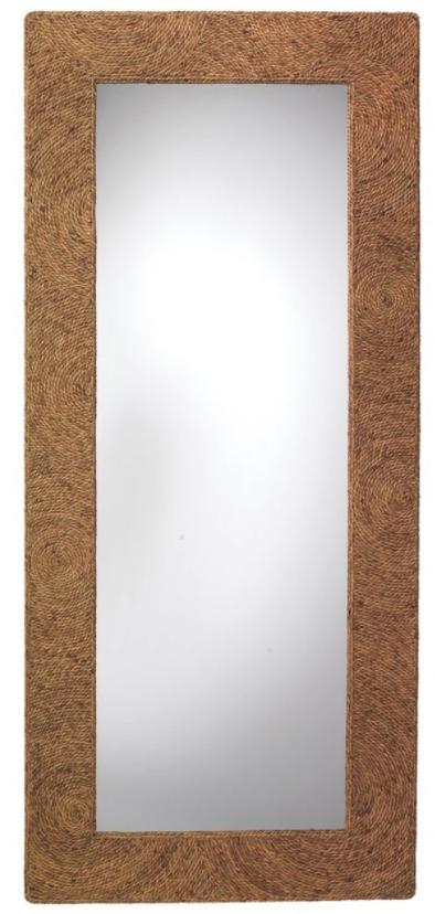 Harbor Floor Mirror