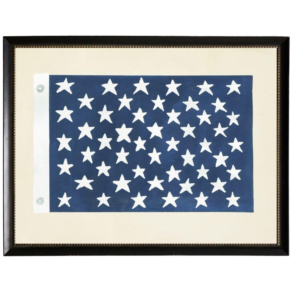 Star Flag 10x8
