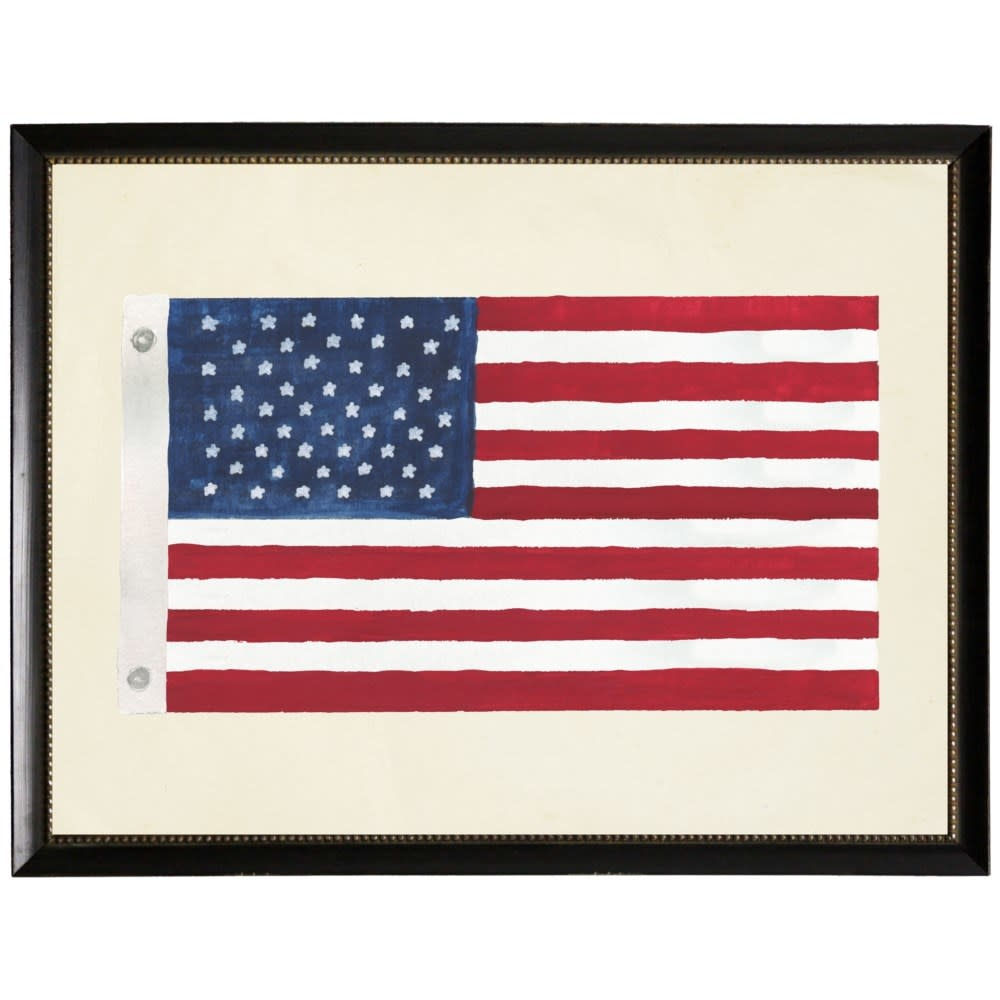 American Flag 10x8