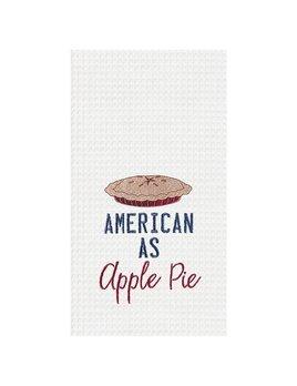 Kitchen Towel American Apple Pie