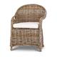 Vineyard Kabu Chair Natural
