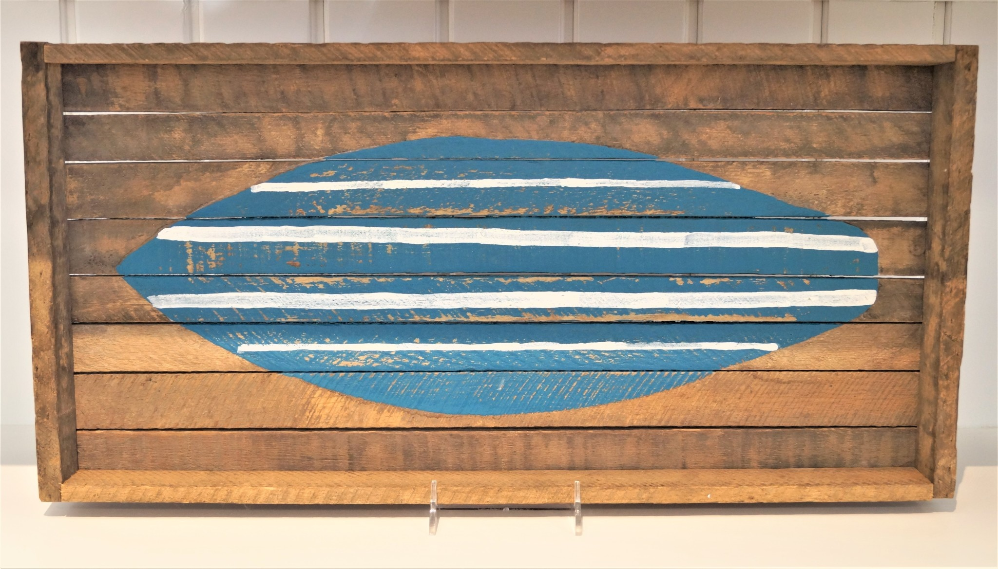 Rectangle Tobacco Tray Surfboard SG