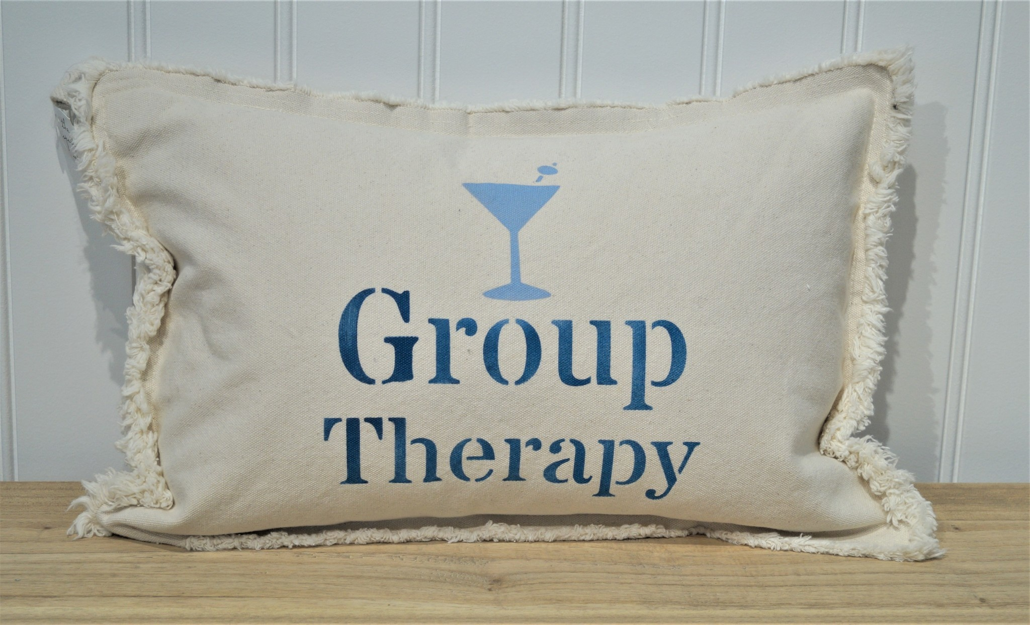 12x18 Group Therapy Pillow