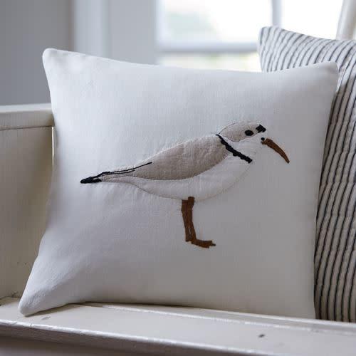 Sandpiper Porch Pillow 18x18