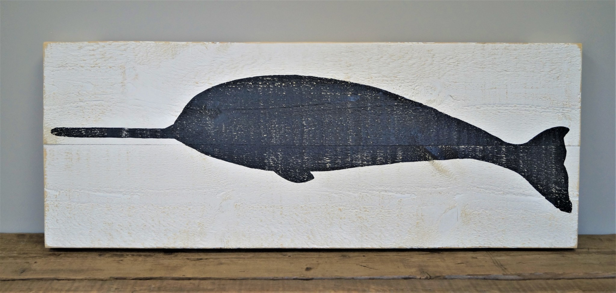 16x40 Narwhal #6 White Board/IS Image