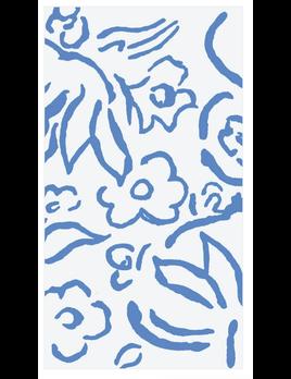 Matisse Blue Guest Napkin