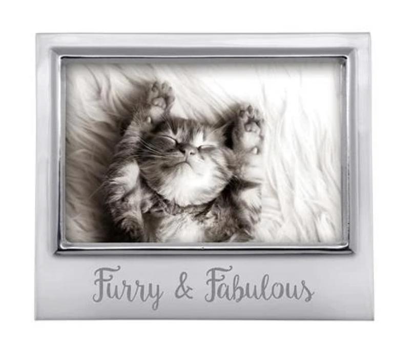 FURRY & FABULOUS Signature 4x6 Frame