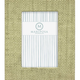 Chartreuse Faux Grasscloth 4x6 Frame