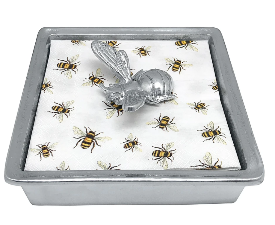 Honeybee Napkin Box