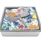 Dragonfly Beaded Napkin Box