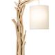 "Driftwood, 23"" Table Lamp, Natural"