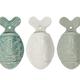 "Ceramic 5"" Fish Wall Decor"