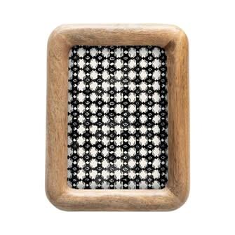 Handmade Mango Wood Frame 6.25x7.25